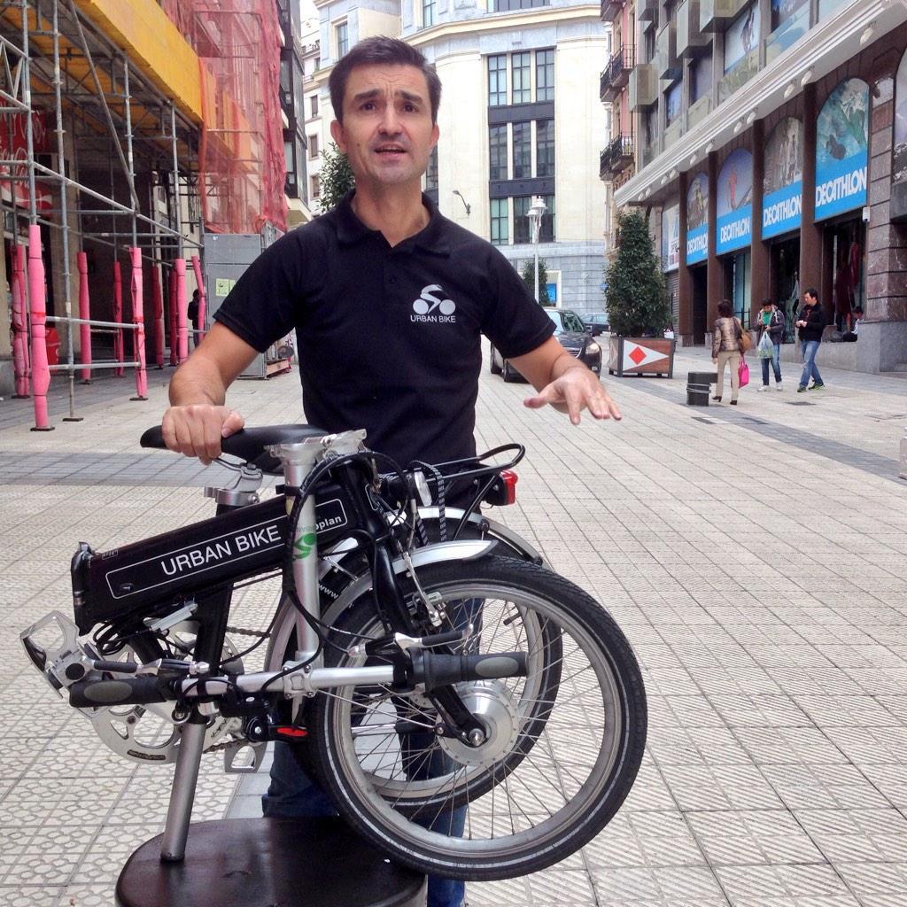 Thumbnail for Vídeos #BIBE14 Bilbao International Bike Exhibition