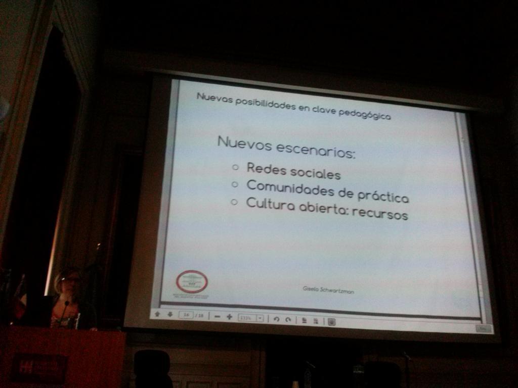 @gisisch propone mixturas: que sistemas combinar para pensar en educ continua en salud, nuevos escenarios #ceticshi http://t.co/jCcYDid1m2