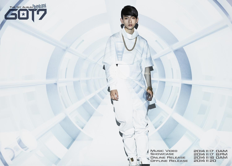 RT @jypnation: GOT7 the 1st album <Identify> Teaser Image #1 #GOT7 #Identify #Jr http://t.co/u6Y9jXvwa5