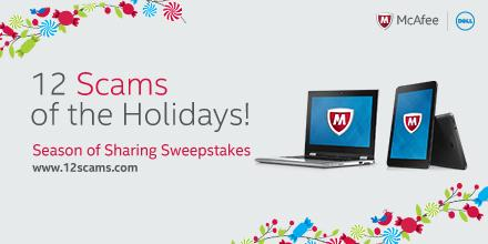 Tis the season for sharing! Enter to win a $1000 http://t.co/yC9JzcuSu7 gift card #12scams http://t.co/miptwjSZMh http://t.co/ZVtOJpui0u