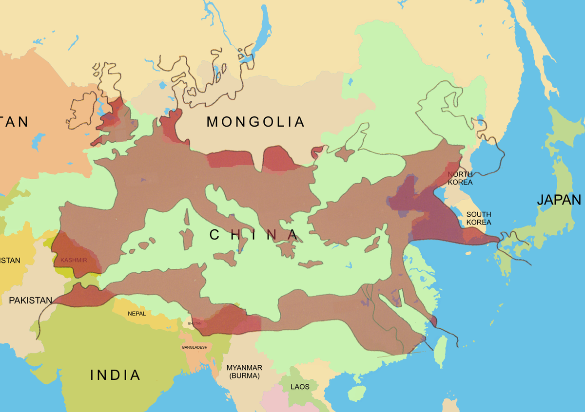 imperial rome vs han A comparison between the achaemenid imperial dynasty of persia and the polesis of greece the people living in persia and greece developed very different worldviews.