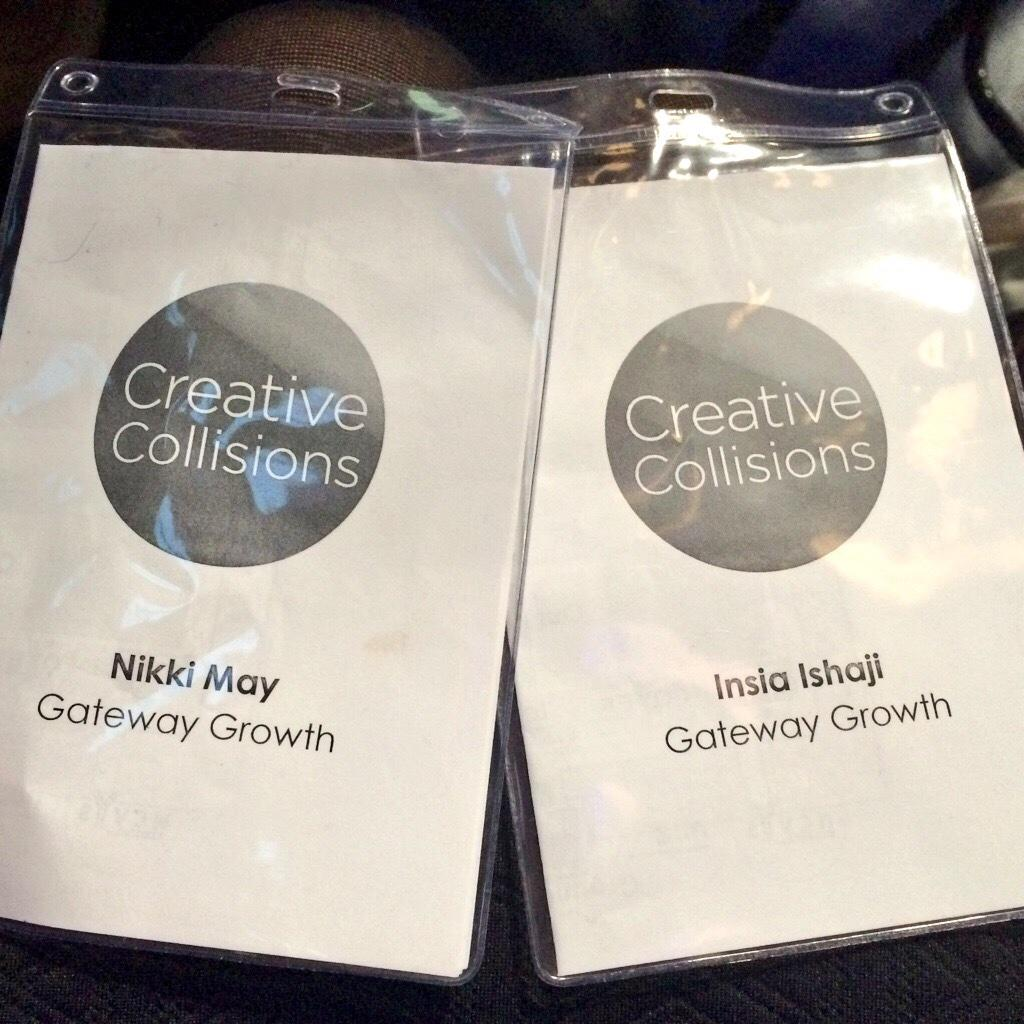 It's a wrap! An inspiring day with old and new colleagues all coming together @unitingforyouth #creativecollisions http://t.co/qFfxfvRpsK