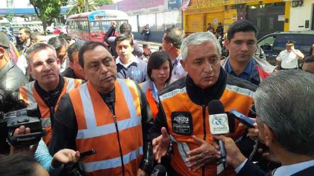 Thumbnail for Critican inspección a buses