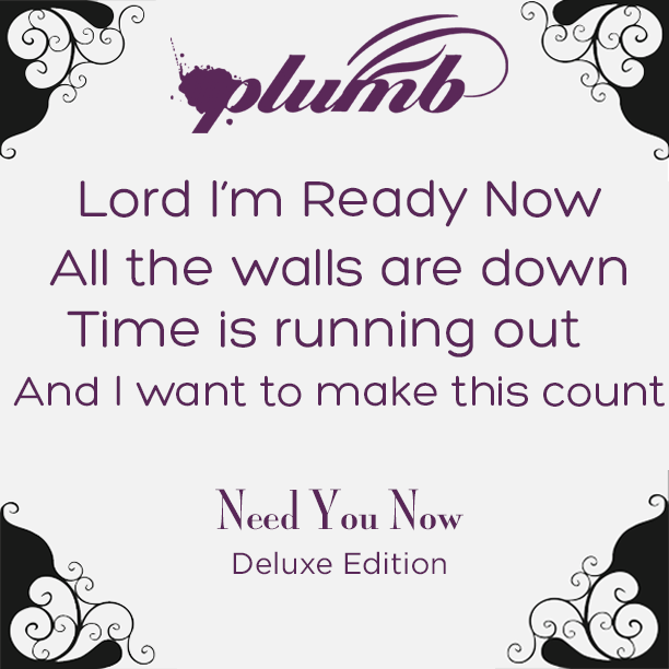 Have you heard the new single, 'Lord I'm Ready Now'??  Check it out on iTunes: http://t.co/P8xHi7aC67 http://t.co/rn9JlF4SK4
