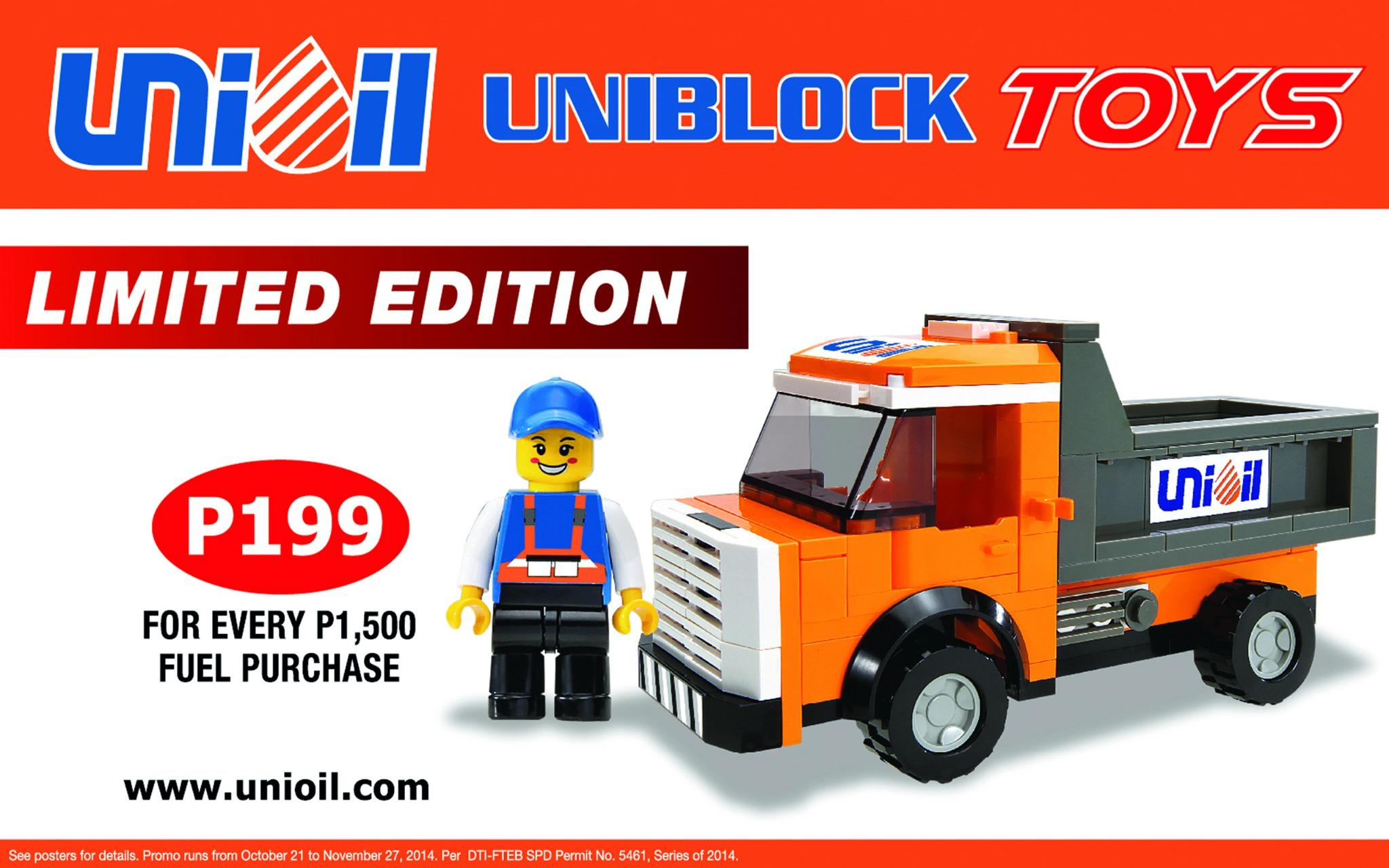Unioil On Twitter Get This Uniblock Dump Truck And 5 More Limited