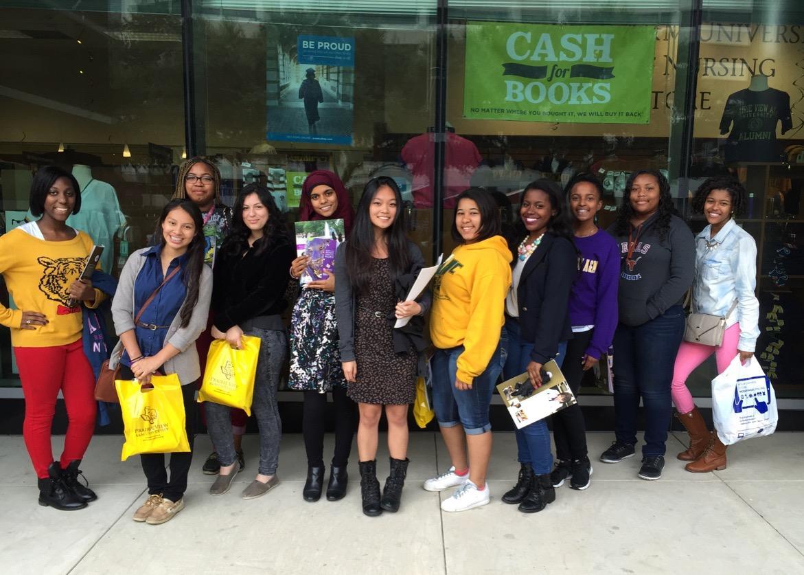 Prairie View Nursing >> Hais On Twitter These Houstonisd Students Visited Prairie View