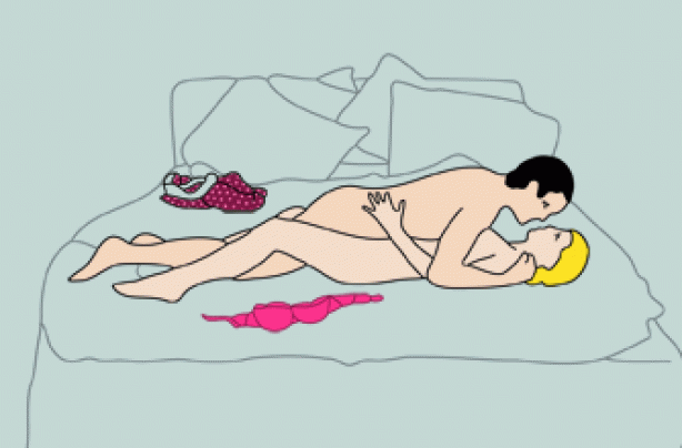 best sex position to get pregnant nude