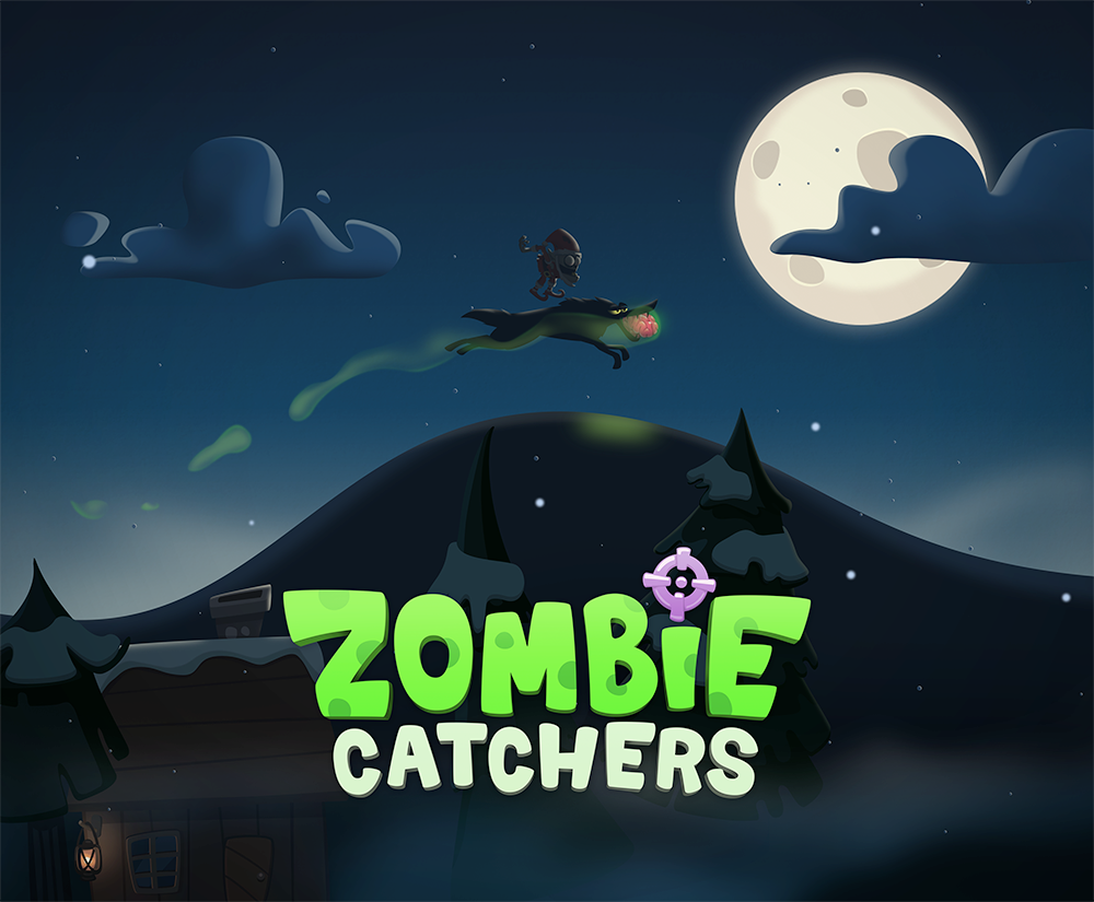Zombie Catchers On Twitter Were Busy Working On The Snow Update