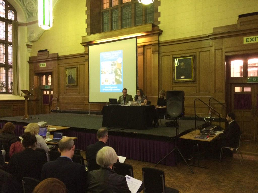 Paul Nowak & Prof Sian Moore on next #mirs50 http://t.co/NMxlA4s2jO