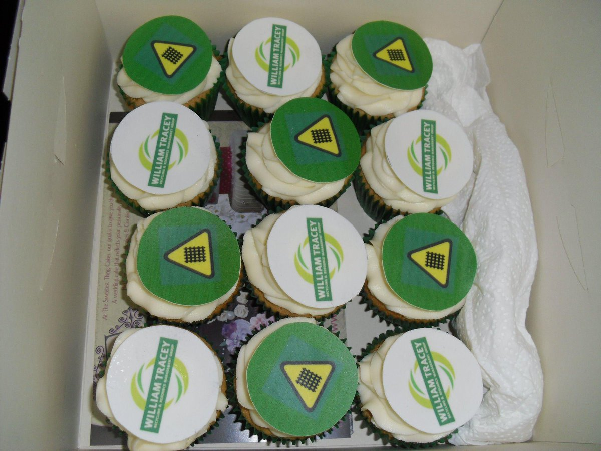 william tracey group on twitter friday cupcakes delivered congratulations to catriona in operations who won our employee safety themed word search
