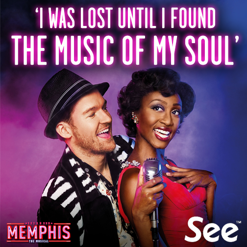 RT @seetickets: And remember to book for @MemphisMusical starring @Beverleyknight by Sun for our no fees offer http://t.co/j2d0M2zFnB http:…