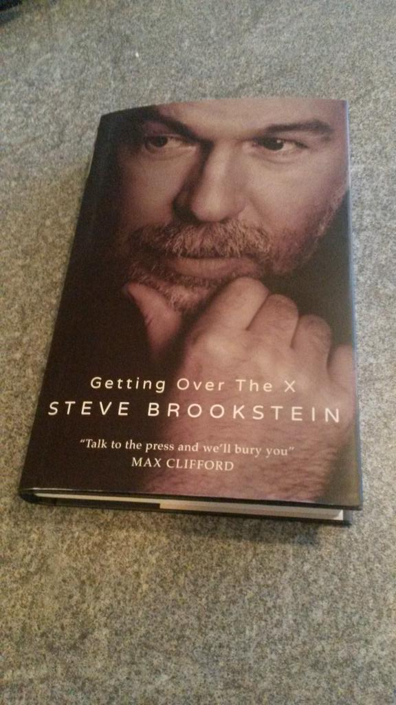 Very proud of my pal @stevebrookstein 10 years in the making & its finally here #gettingoverthex storming the charts http://t.co/eybGCyPnMy