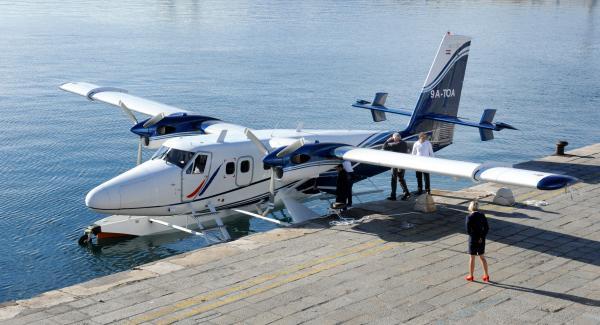 Turismo con le ali in Puglia: in vacanza in aereo e idrovolante