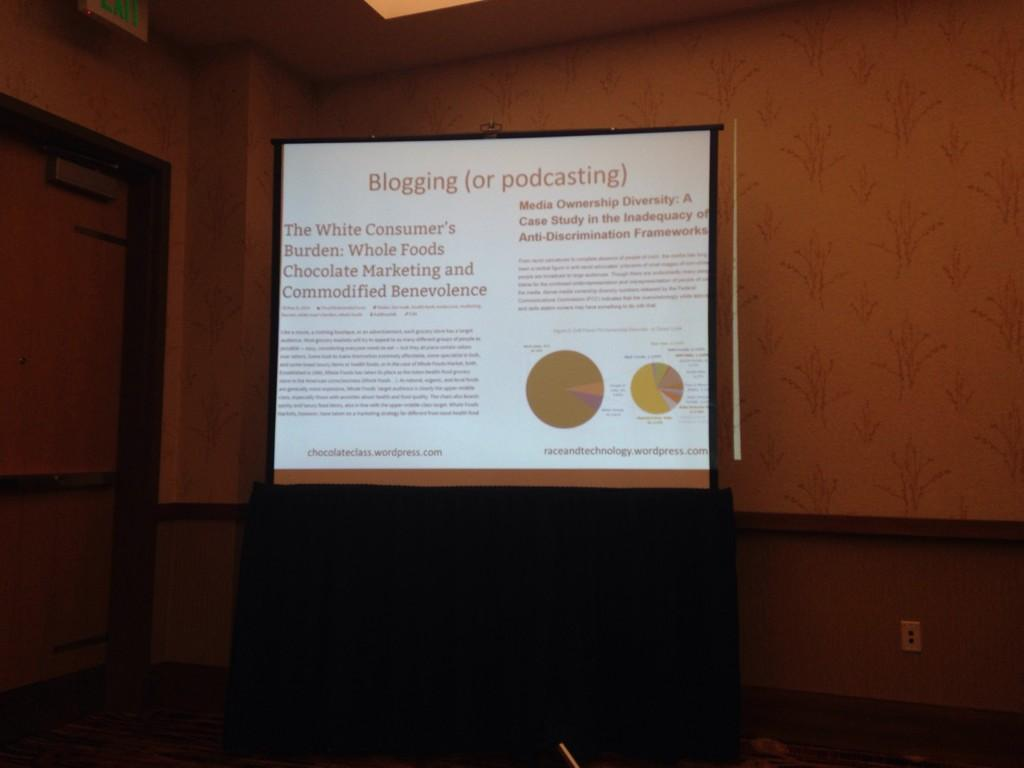 Two of the blogs that @carladmartin is using for active courses #ASA2014 #digitalafricanstudies http://t.co/I3oZqFRo7G