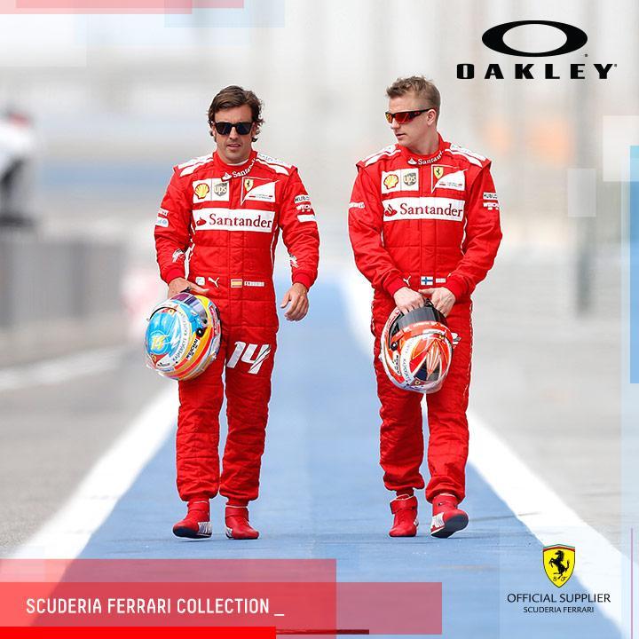 Wishing @alo_oficial and #KimiRaikkonen good luck in the final race of the season. #scuderiaferraribyoakley http://t.co/zNAkRjCzID