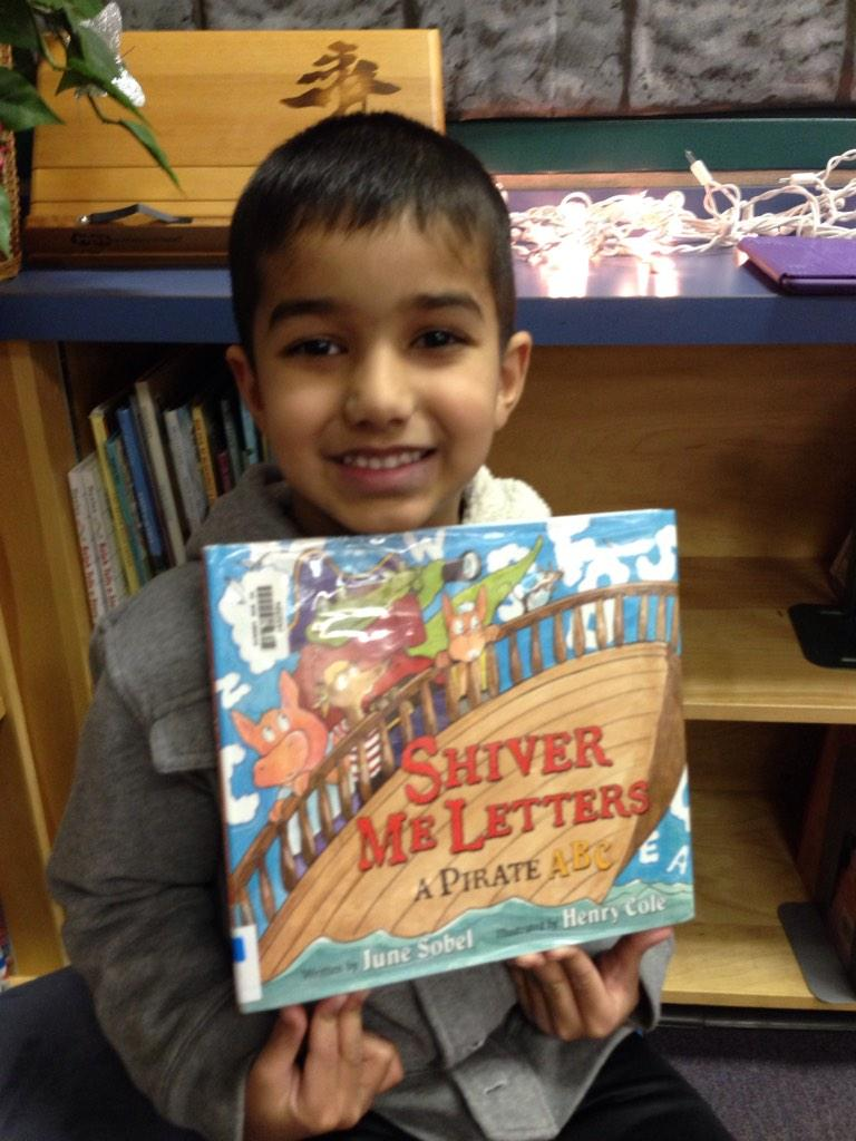 Shiver me Timbers was about looking for ABCs that are lost. PC #gvlearn http://t.co/joZKWyYlpR
