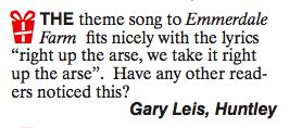 emmerdale theme tune
