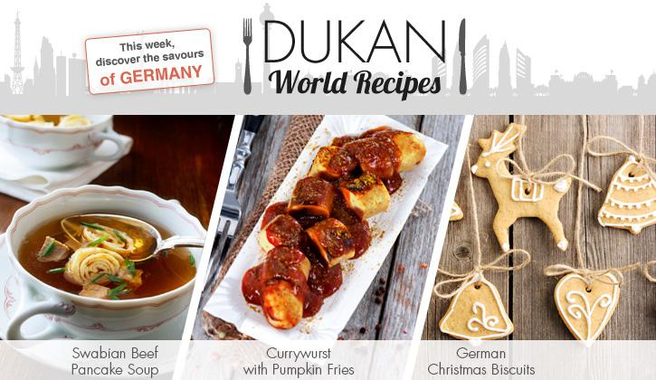 Dukan World Recipes Try Our Gorgeous German Inspired Menu Http Bit Ly 11idylt Pic Twitter Com Hrkwvc1wvt
