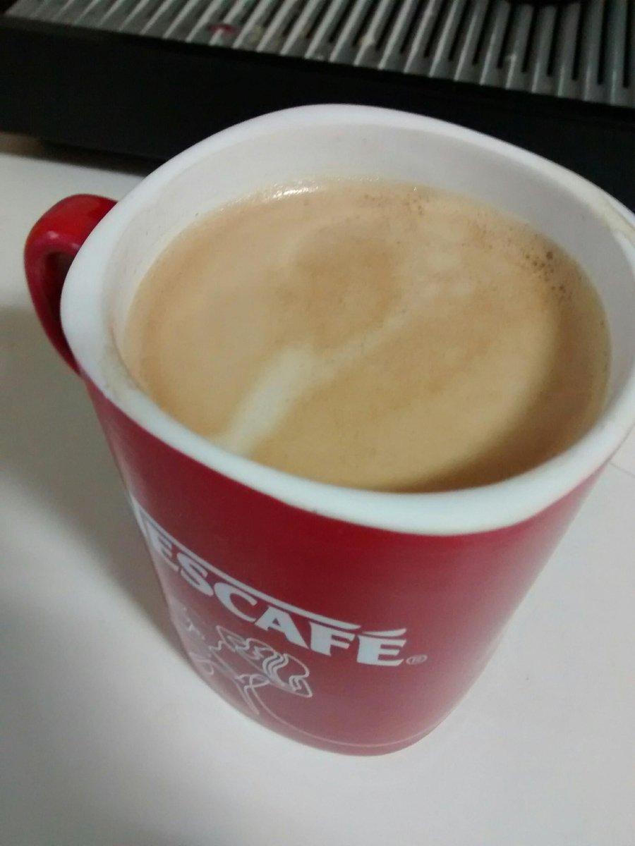 Getting ready for #bufferchat with some hot #Coffee! #warmup http://t.co/OySAEfQU9q