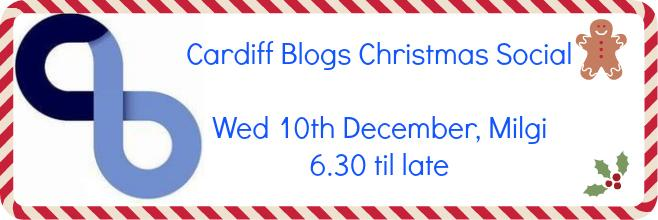 Bloggers of Cardiff (and beyond), we have organised a Christmas Social! - https://t.co/UWkfSruLIW http://t.co/tFposQrS8l