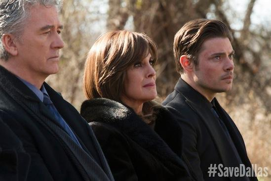 BREAKING NEWS: The efforts to #SaveDallas have ended, the show's producers say. Details: http://t.co/aGF0CjMdlV http://t.co/2G0GTr8ysx