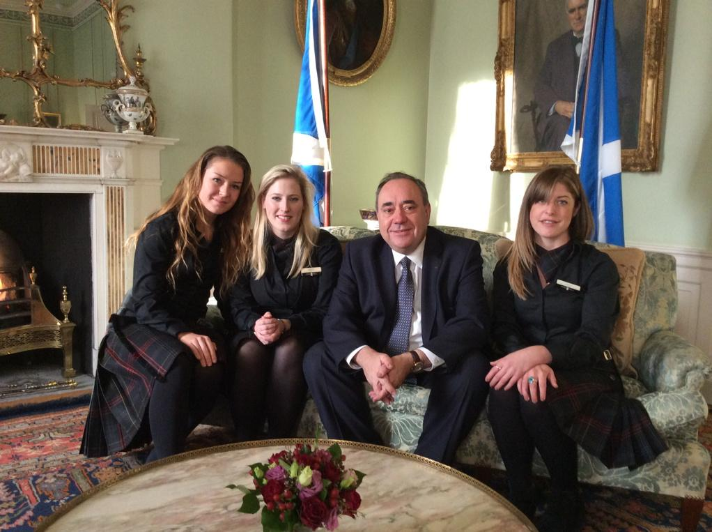 Over to you again @AngrySalmond Here's a picture from my leaving doo #SexySocialism http://t.co/Q7GFfrtwoo