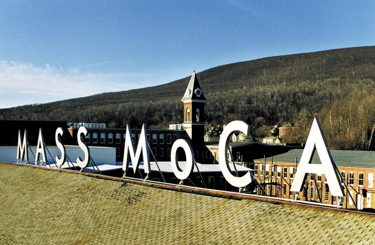 .@MASS_MoCA to become the country's largest contemporary art #museum! @washingtonpost: http://t.co/BmK73OLBrV http://t.co/H7ykQh7q2M