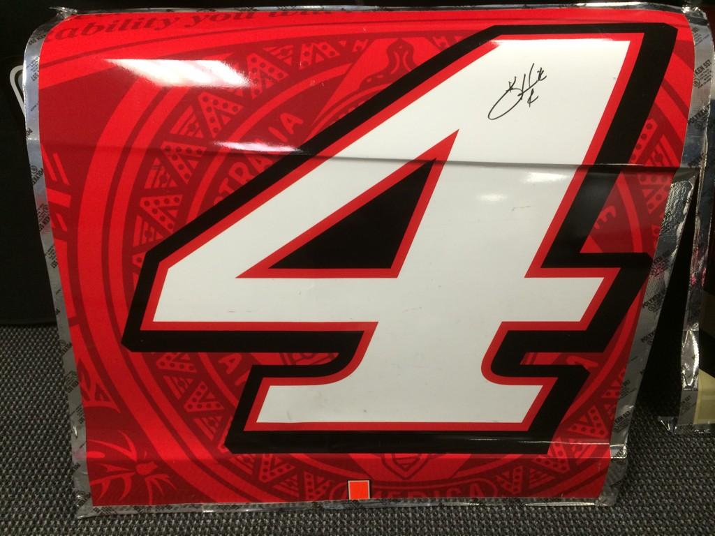 Retweet to win this @Budweiser door panel from the Texas car. 1 winner picked at random in 4hrs. #WinItWednesday http://t.co/tb1biDAs7A