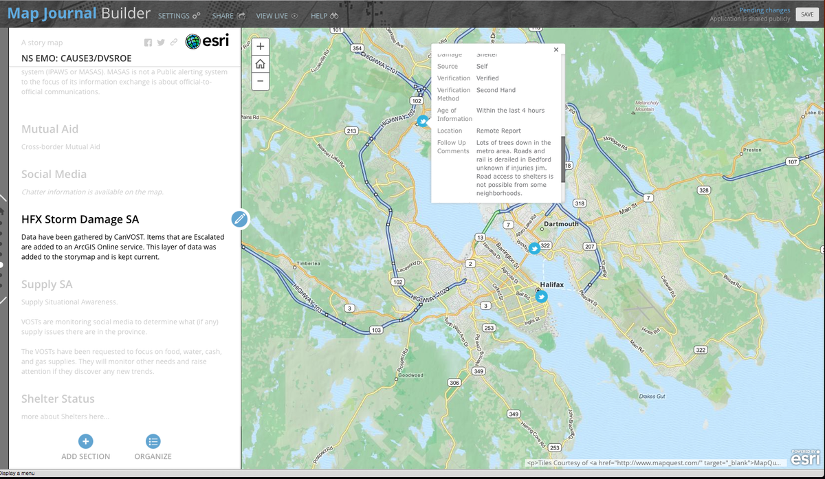 MT @DRDC_RDDC: Crowdsourcing helps assess damage and track supplies in a disaster #SMEM #DVSROE #cause3 http://t.co/Hfc8GnUhUF cc @darrello