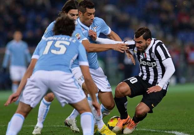 LAZIO JUVENTUS Streaming: info Diretta orari Sky Calcio TV Serie A oggi 22 novembre 2014