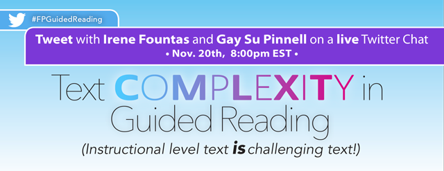 Thumbnail for Fountas and Pinnell on Text Complexity in Guided Reading