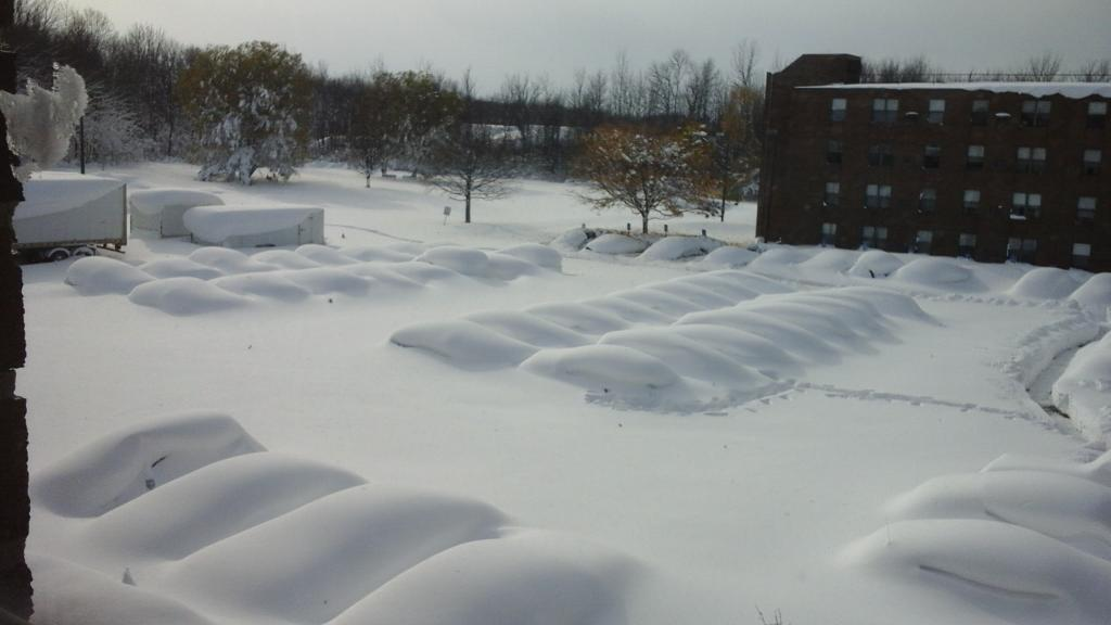 "dude, where's my car? ""@JimCantore: @duggan_liz: #Hamburg #Buffalo NY 48"" Beyond Snowplowing at this point. http://t.co/dVutRUee7a"""