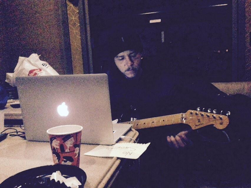 Pablito banks keeping productive during our times.-DK http://t.co/c9jaWBSHc4
