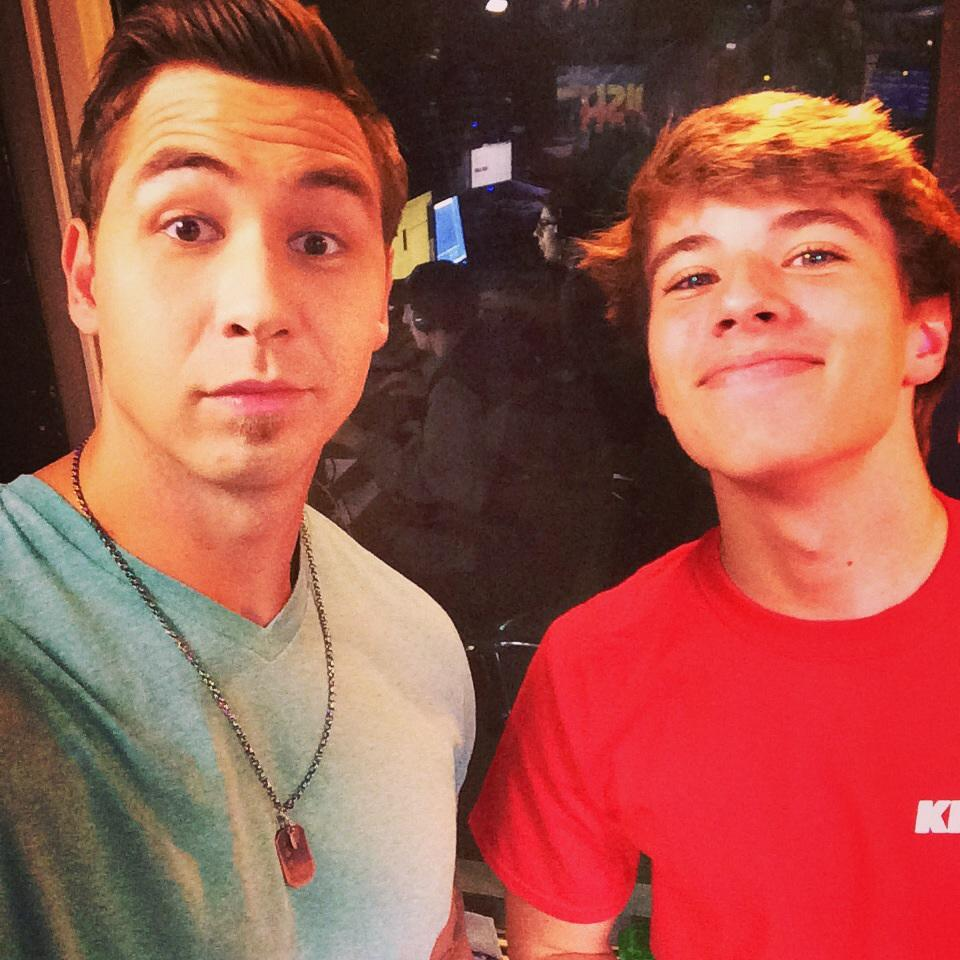 Nicest dude ever! @acl163 #alexfromtarget http://t.co/zgcoRTNUZh