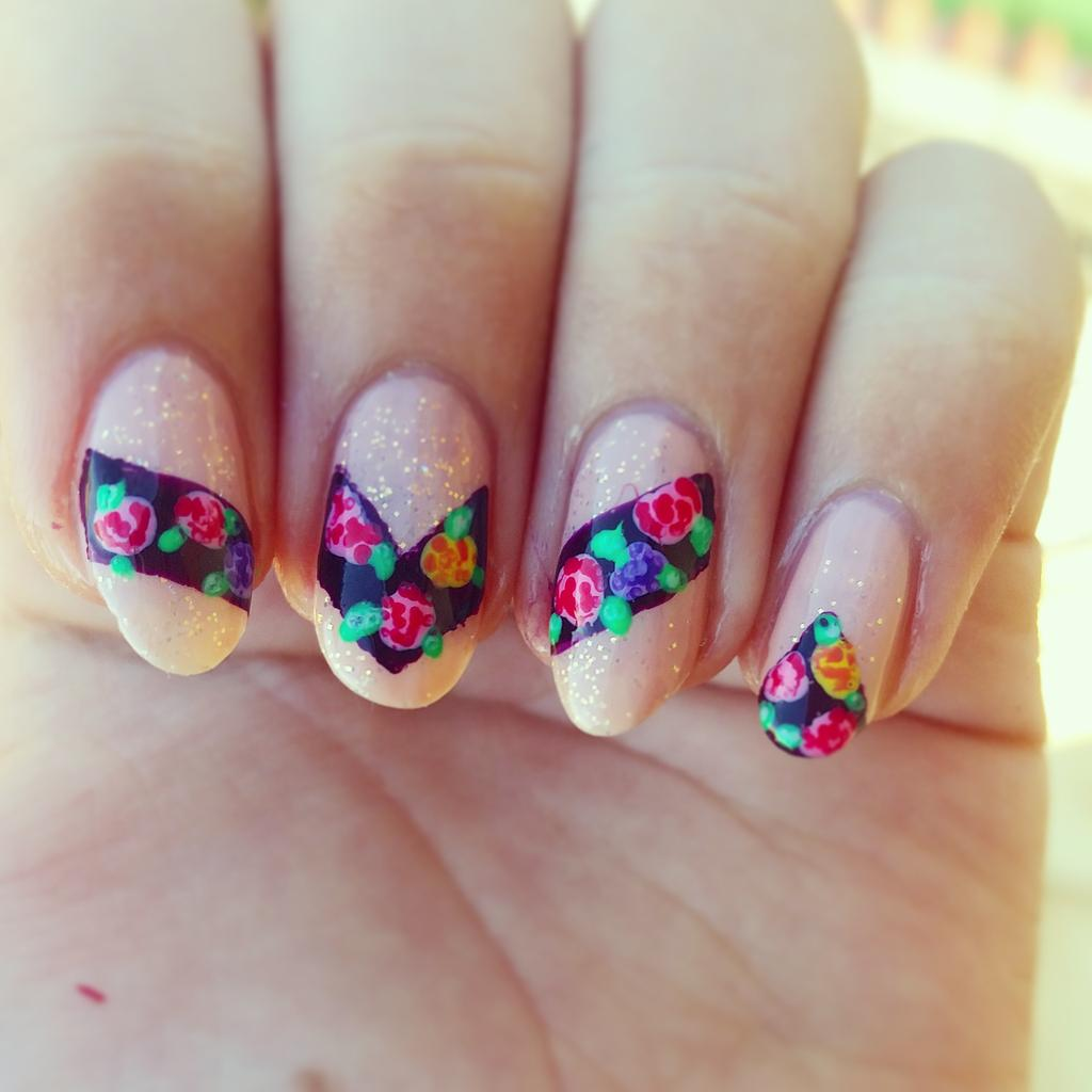 Nails by raffy on Twitter: \