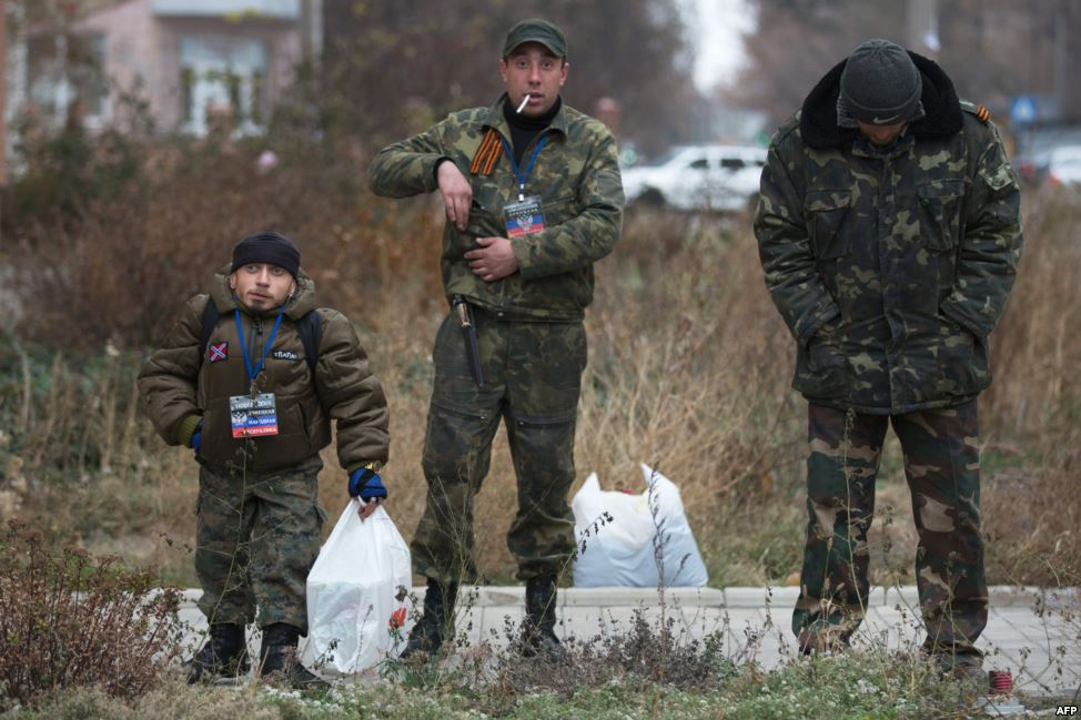 Россия продолжает перегруппировку войск на границе с Украиной, террористы наращивают силы на Донетчине, - Госпогранслужба - Цензор.НЕТ 8720