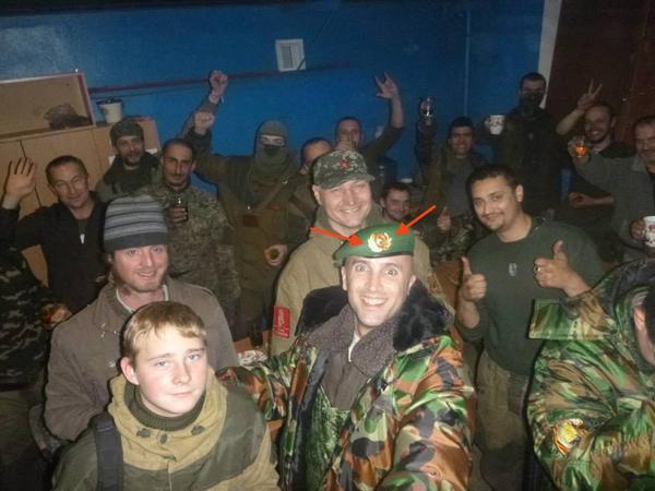 Россия продолжает перегруппировку войск на границе с Украиной, террористы наращивают силы на Донетчине, - Госпогранслужба - Цензор.НЕТ 5495