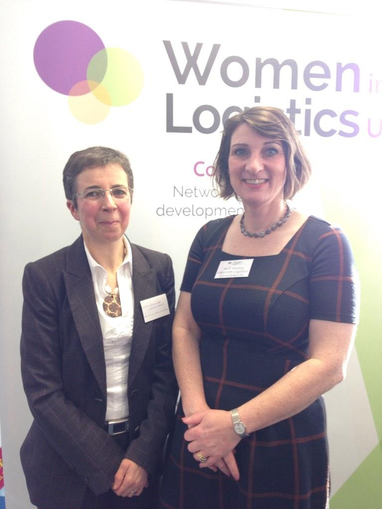 Inspired talk by @cjweetman is creating a real buzz #WILOldham14 @WomenInLogistic http://t.co/aXIQpy91bj