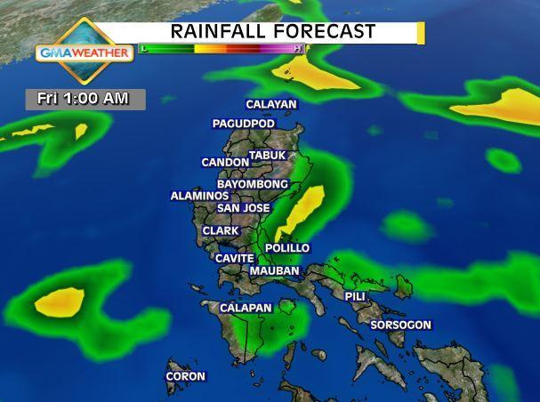 Asahan Cagayan Valley Bicol Region : LUZON Asahan ang ulan Cagayan
