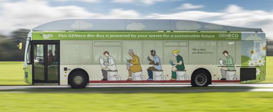 """うんちを燃料にして走るバス? """"@HuffPostUKTech: Poo powered bus takes to Bristol streets http://t.co/pxhbxnOVOt http://t.co/2NCJLRjzt3"""""""