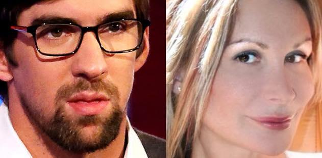 Namorada de Michael Phelps confessa que é homem no Facebook.