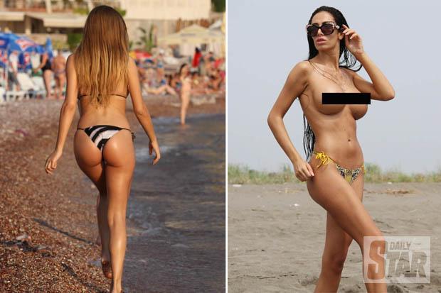 Loosing Bikini 58