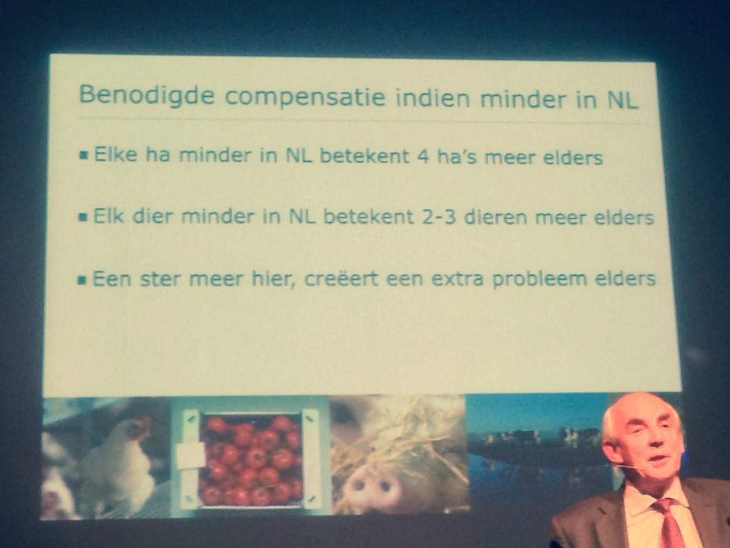 Nog een kee wat feiten over een kleinere  NL landbouw: http://t.co/pSF6nmh2yz