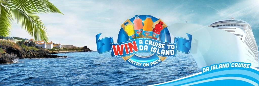 Win a 5-day cruise to Portuguese Island with @MyTropika - add Tropika on Mxit for details on how to enter! http://t.co/3V9IHrxhFv