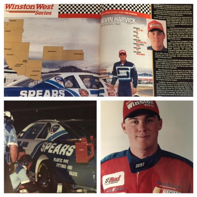 #tbt to 2014 #NASCAR Sprint Cup Champ @KevinHarvick's first title as '98 #KNWest champion http://t.co/3jmbTIHzLY