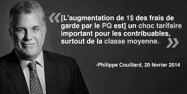 Le gouvernement libéral  de PCouillard a manipulé les Québécois pendant la campagne électorale. #PolQc #Assnat http://t.co/VVjT63CU6C