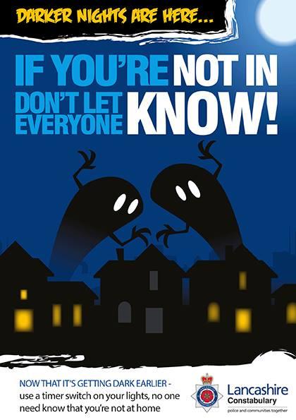 Burnley Police on Twitter Please lock doors windows when you go