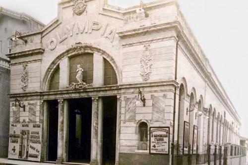 O cinema mais antigo do Brasil (1912), em funcionamento: Cinema Olympia - em Belém do Pará http://t.co/SJd80bUy8J