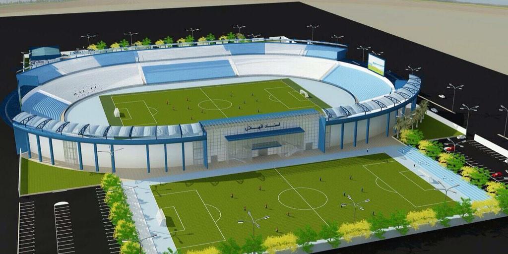 Abdul Musa عبدالقادر موسى On Twitter تصاميم استاد الهلال الجديد الجوهرة الزرقاء و الملعب الرديف هلال2015 السودان Http T Co Xdmyi1rnxm