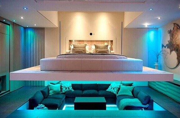 Filthy Rich Snaps on Twitter quot Bedroom of the future http t co  LwRJYYO82U quot. Dope Bedrooms